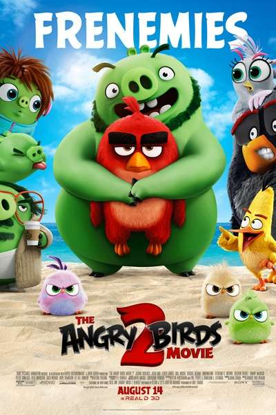 The Angry Birds Movie 2 - 3D